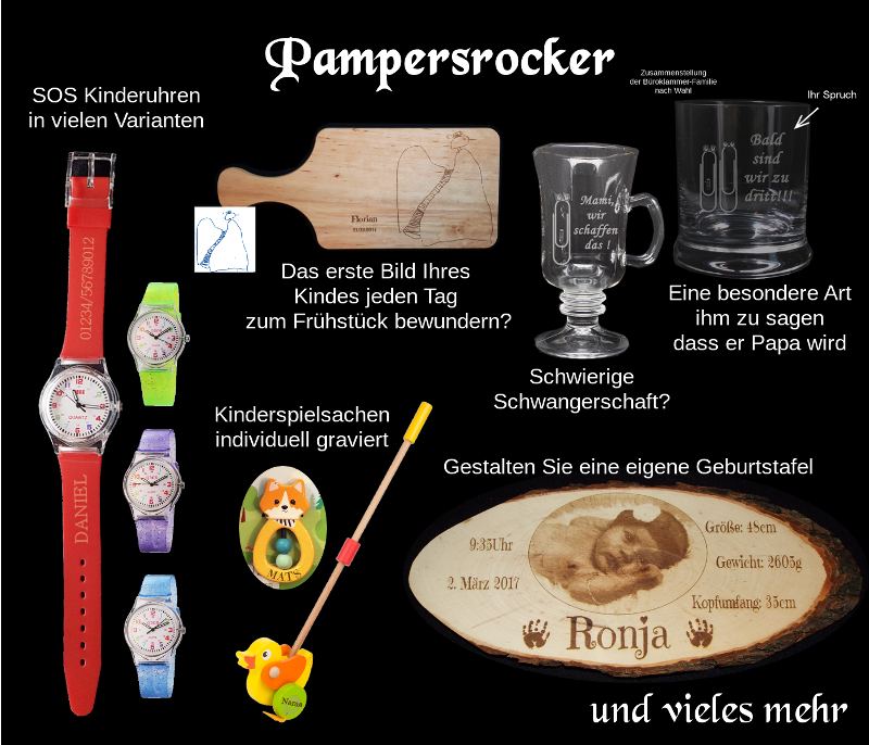 Pampers-Rocker