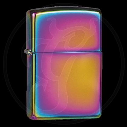 Zippo-Feuerzeug - Spectrum - optional mit individueller Gravur