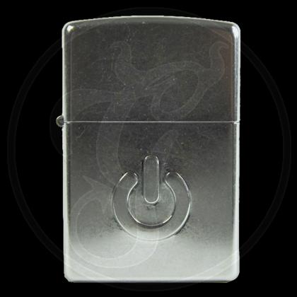 Zippo-Feuerzeug - Play - optional mit individueller Gravur