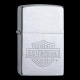 Zippo-Feuerzeug - Harley Davidson - Hölle 6 - optional mit individueller Gravur