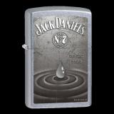 Zippo-Feuerzeug - Jack Daniel`s Tropfen - optional mit individueller Gravur