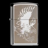 Zippo-Feuerzeug - Eagle - optional mit individueller Gravur