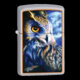 Zippo-Feuerzeug - Owl von Mazzi - optional mit individueller Gravur