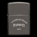Zippo-Feuerzeug - American Made Zippo 1932 - optional mit individueller Gravur