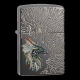 Zippo-Feuerzeug - Dragon Heart - optional mit individueller Gravur