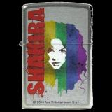 Zippo-Feuerzeug - Shakira - optional mit individueller Gravur