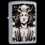 Zippo-Feuerzeug - Ghost Woman - optional mit individueller Gravur