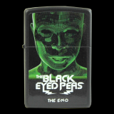 Zippo-Feuerzeug - The Black Eyed Peas - optional mit individueller Gravur
