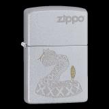 Zippo-Feuerzeug - Two Tone Snake - optional mit individueller Gravur