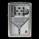 Zippo-Feuerzeug - Zipper Use Zippo - optional mit individueller Gravur