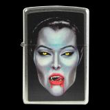 Zippo-Feuerzeug - BS Dracula - optional mit individueller Gravur
