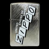 Zippo-Feuerzeug - United States of America - optional mit individueller Gravur
