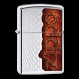 Zippo-Feuerzeug - Zippo-Rost-Design - optional mit individueller Gravur