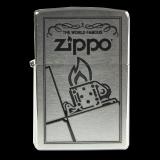 Zippo-Feuerzeug - The World Famous Zippo - optional mit individueller Gravur