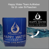Folien-Aufkleber Deluxe Happy Water Team