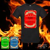 T-Shirt - High Quality Rundhals - Geburtstag Vintage Aged to Perfection - Shirt-Farbe: schwarz oder weiß