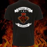 T-Shirt - Fridays for Hubraum inkl. Gratis Aufkleber 10cm